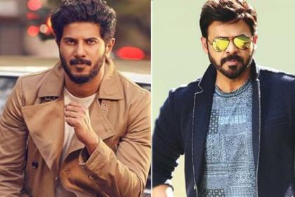 Venkatesh and Dulquer Salmaan to team up for a war drama?