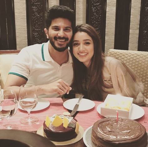 Dulquer Salmaan has the loveliest birthday wish for wife Amaal Sufiya