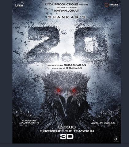 BIG ANNOUCEMENT! After Baahubali, Karan Johar to present Akshay Kumar and Rajinikanth starrer 2.0