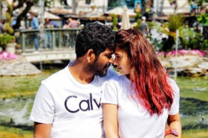 Watch: Nayanthara and Vignesh Shivan indulge in a game and it is the cutest thing you'll see today