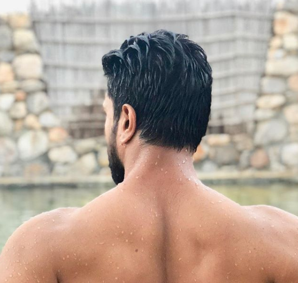 Upasana shares Ram Charan's shirtless hot picture from the sets of RC12