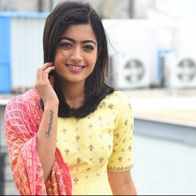 After parting ways with Rakshit Shetty, Rashmika Mandanna walks out of Kannada movie Vritra