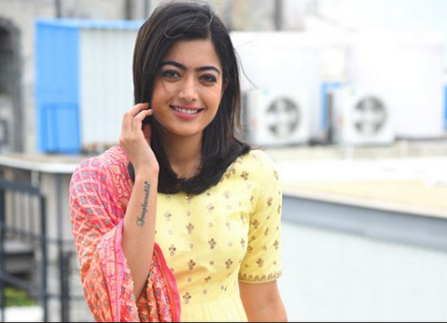 After parting ways with Rakshit Shetty, Rashmika Mandanna walks out of Kannada movie Vritra