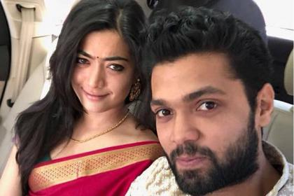 Rashmika Mandanna finally breaks her silence on calling off engagement with Rakshit Shetty, Pleads for peace