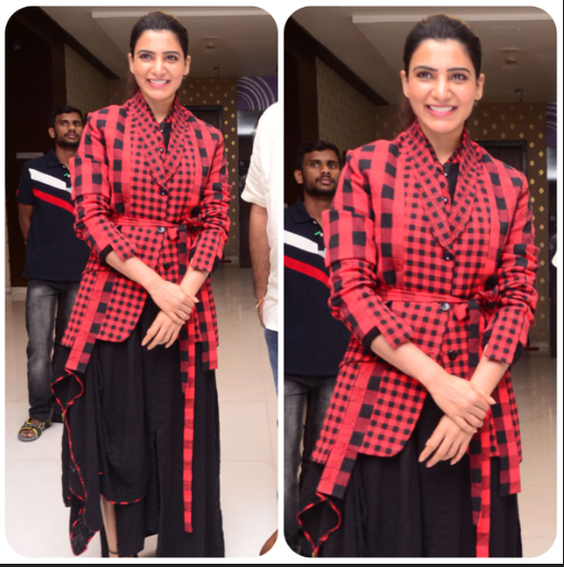 Yay or Nay: Samantha Akkineni in Mohammed Mazhar