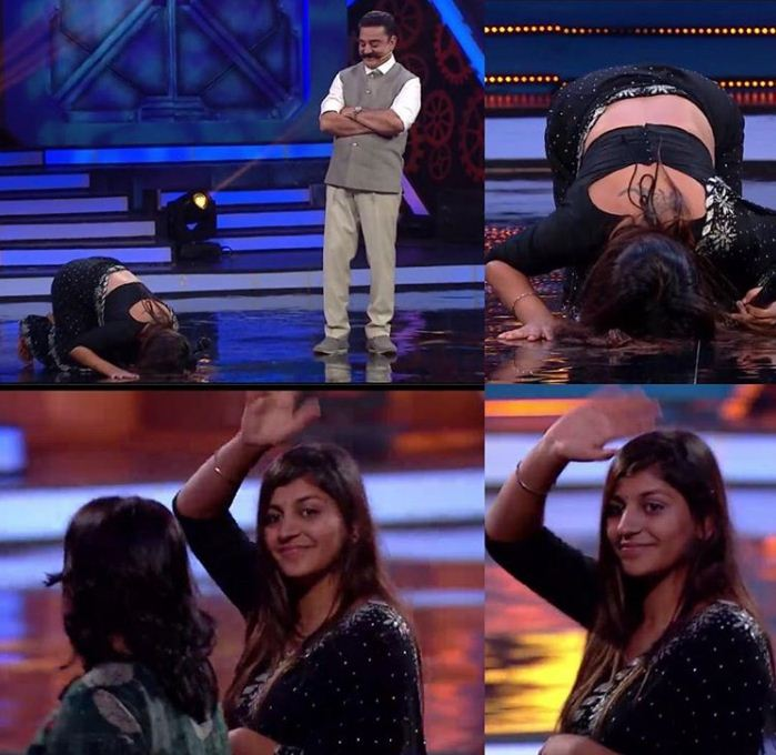 Bigg Boss Tamil 2: Balaji and Yashika Anand evicted from Kamal Haasan's show a week before the finale