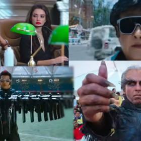 2.0 teaser: Memes on Rajinikanth and Akshay Kumar's blink-and-miss appearance take over Internet