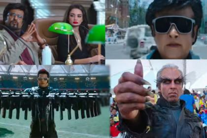 Rajinikanth and Akshay Kumar's 2.0 teaser out