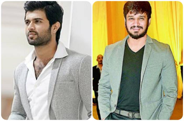 Actor Nikhil deletes controversial tweet after taking a dig at Vijay Deverakonda?