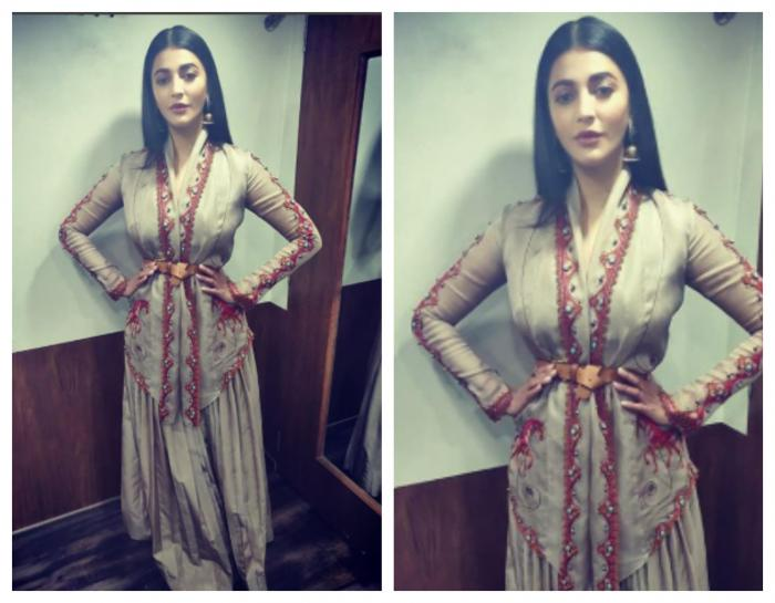Yay or Nay: Shruti Haasan in AM:PM