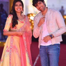 2 States: Adivi Sesh and Shivani Rajasekhar look all excited to step into the shoes of Arjun Kapoor-Alia Bhatt