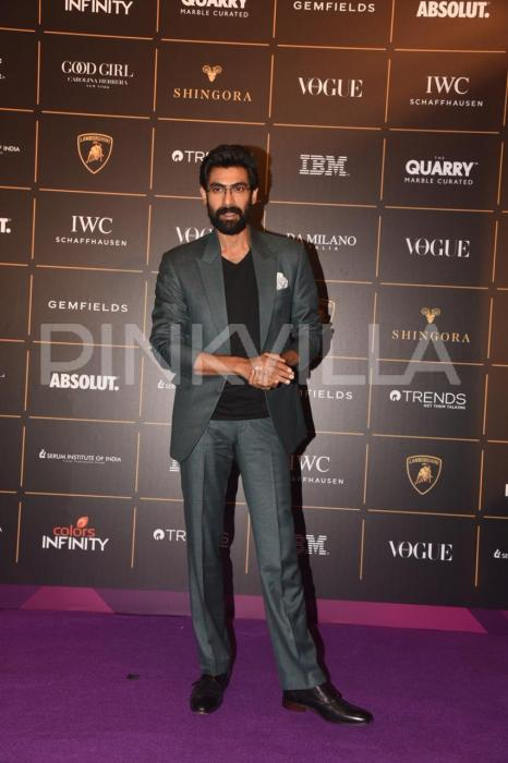 Vogue Women of the Year Awards 2018: Rana Daggubati Looks Suave in a Suit