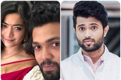Vijay Deverakonda reacts on Rashmika Mandanna and Rakshit's breakup:I know how much pain they have experienced