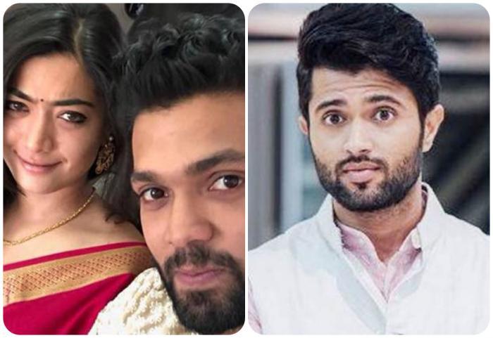 Vijay Deverakonda reacts on Rashmika Mandanna and Rakshit's breakup:I know how much pain they have experienced