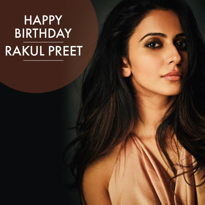 Birthday Special: As Rakul Preet to plays Sridevi in NTR biopic; here's a look at her best glamorous looks