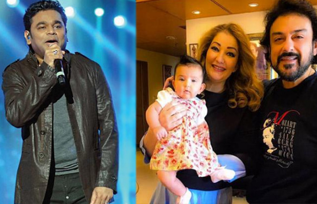 AR Rahman accidental receives video call from Adnan Sami's one year old daughter, here's what he did