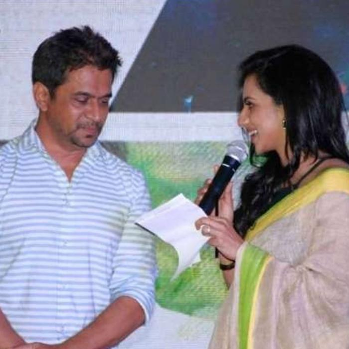Arjun Sarja on Sruthi Hariharan's sexual harassment allegations: Why did she praise me then