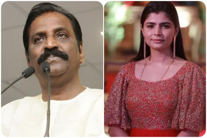 Chinmayi Sripaada demands a lie detector test on Vairamuthu over sexual harassment allegations