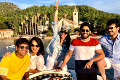 Samantha Akkineni, Naga Chaitanya, Nagarjuna, Amala and Akhil Akkineni's Ibiza holiday photos are family goals