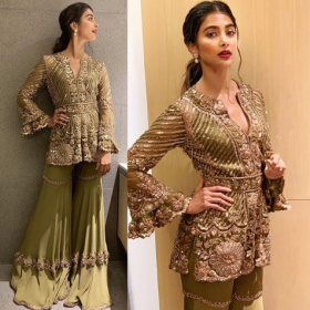 Yay or Nay: Pooja Hegde in Manish Malhotra