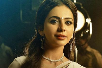 Rakul Preet Singh: There's sense of achievement playing Sridevi's role in NTR biopic