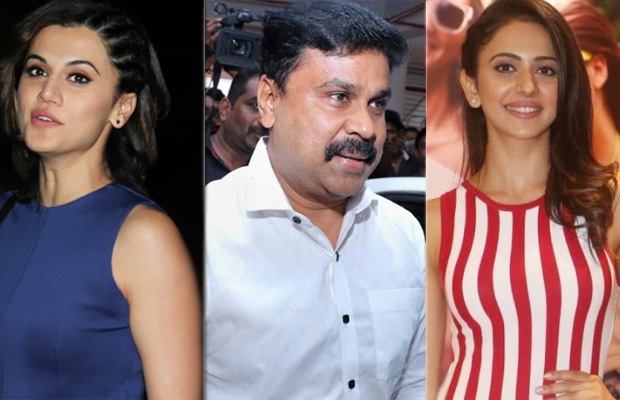 Me Too: Rakul Preet, Taapsee Pannu slam a journalist for congratulating actor Dileep over being a new father