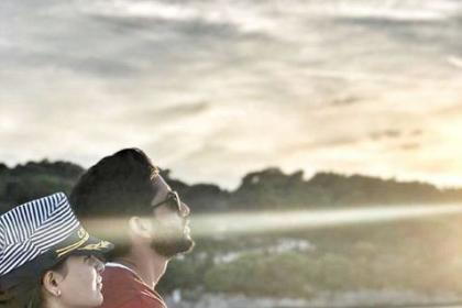Samantha and Naga Chaitanya's latest photo from Dubrovnik is all about how a perfect couple looks like
