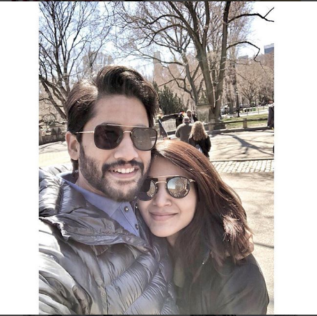 After holidaying in Ibiza, Samantha and Naga Chaitanya start shooting for their next