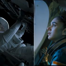 Antariksham 9000 KMPH Teaser out: Varun Tej, Aditi Rao Hydari take you on a thrilling experience