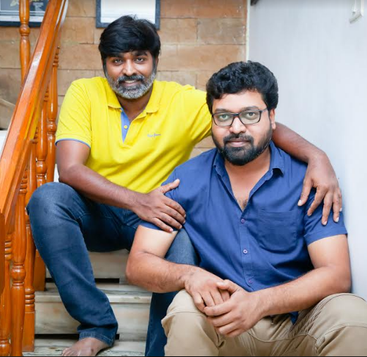 Vijay Sethupathi pens dialogues for Vikranth's next thriller film