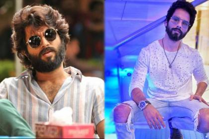 Kabir Singh: Arjun Reddy star Vijay Deverakonda sends his good wishes to Shahid Kapoor