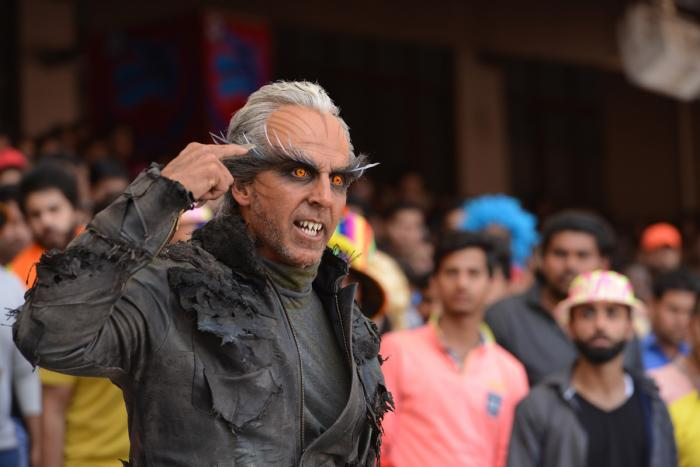 2.0 new stills: Rajinikanth and Akshay Kumar's looks from the film hint at what is waiting in store for us