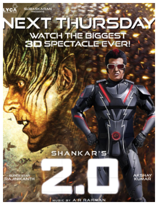 Rajinikanth and Akshay Kumar's 2.0 earns Rs 120 crore even before its release; find out how