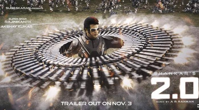 2.0 Trailer: 5 things about Rajinikanth and Akshay Kumar starrer that will blow your mind