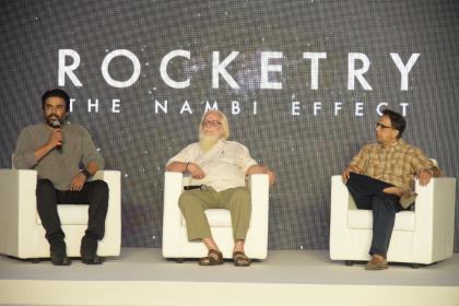 R Madhavan's Rocketry – The Nambi Effect already breaks records with the teaser release