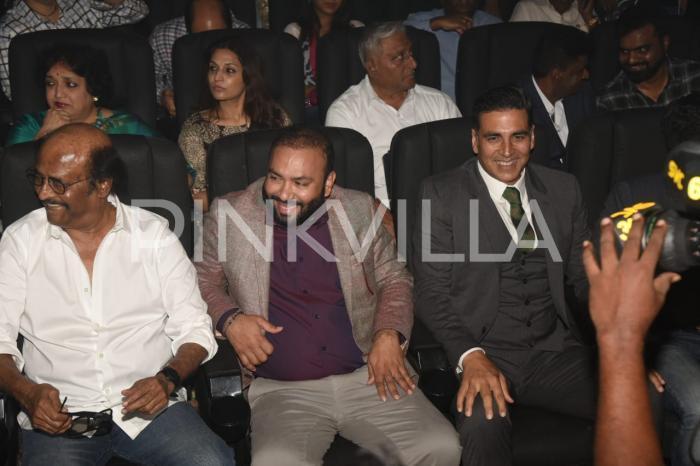 Rajinikanth reveals something interesting about Akshay Kumar's role in 2:0; details inside