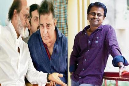 Rajinikanth and Kamal Haasan condemn unlawful acts against AR Murugadoss directorial Tamil film Sarkar
