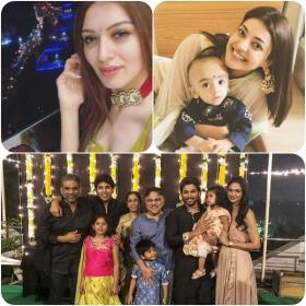 Diwali 2018:Kajal Aggarwal, Allu Arjun, Ram Charan, Hansika Motwani and others celebrate the festival in style