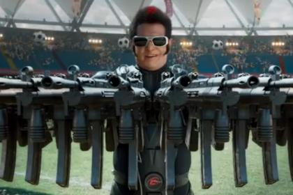 2.0 Trailer: Rajinikanth and Akshay Kumar starrer is grandly packaged as an action-packed sci-fi adventure