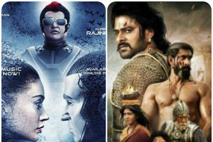 A week ahead of it's release, Rajinikanth's 2.0 beats Prabhas and Rana Daggubati's Baahubali 2; find out how