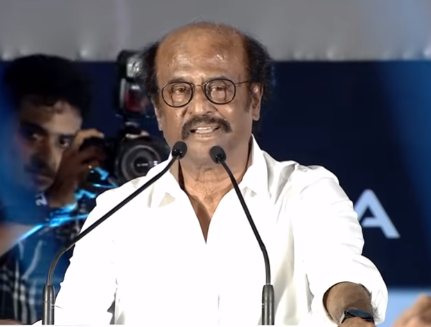Rajinikanth on 2.0: I was taking eight takes for a shot and that made me lose my confidence