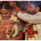 Bigg Boss Tamil fame and actress Suja Varunee ties the knot with actor Shivaji Dev; check out photos