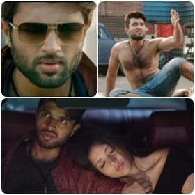 Taxiwaala trailer: Vijay Deverakonda is possessed by a ghost and it is thrilling to watch