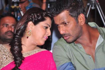 Are Vishal and Varalaxmi dating? Actress speaks up