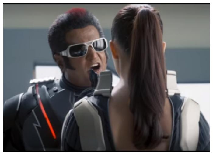 2.0 sneak peek: I'm super one, no comparison, says Rajinikanth in this epic video with Amy Jackson