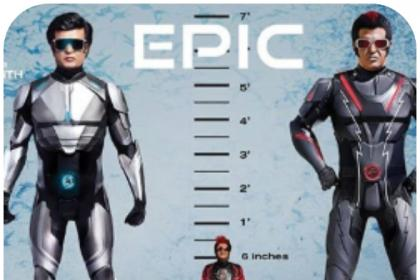 2.0 Box Office collection day 5: Rajinikanth and Akshay Kumar starrer is unstoppable