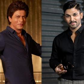 Watch: Shah Rukh Khan is all praises for Allu Arjun, says I would love to spend time with him