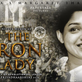The Iron Lady: First look of Nithya Menen as J Jayalalithaa out on her second death anniversary; check out