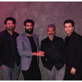 Rana Daggubati shares his experience of being on Karan Johar's Koffee with Karan 6 with Prabhas, SS Rajamouli