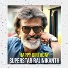 Dhanush, Mohanlal, Hansika Motwani and other celebs wish superstar Rajinikanth on 68th his birthday